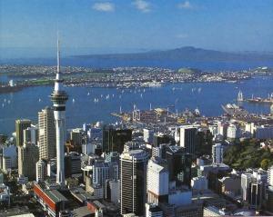 אוקלנד, ניו זילנד - איכות החיים הטובה באסיה