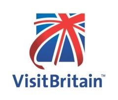לוגו מיתוג התיירות לבריטניה