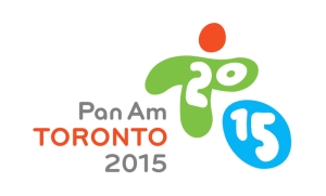 לוגו משחקי פאן אמריקה - טורונטו 2015