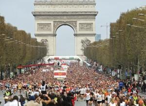 מרתון פריז
