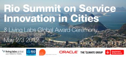 פסגת ריו לחדשנות בערים