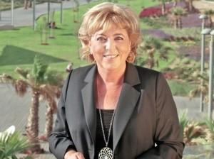 מרים פיירברג ראש עיריית נתניה. צילום רענן כהן