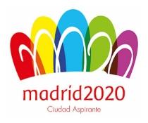 לוגו מדריד 2020