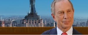 מייקל בלומברג - ראש עיריית ניו יורק