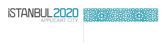 לוגו ההתמודדות של איסטנבול לאולימפיאדה ב-2020