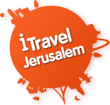 i travel jerusalem logo