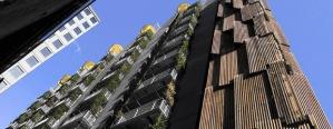 מלבורן - בניין ירוק