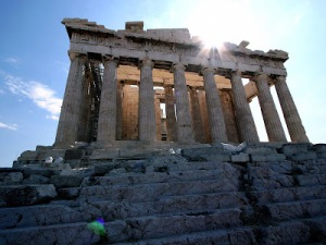 אתונה - הפוליס של המאה ה-4 לפנהס