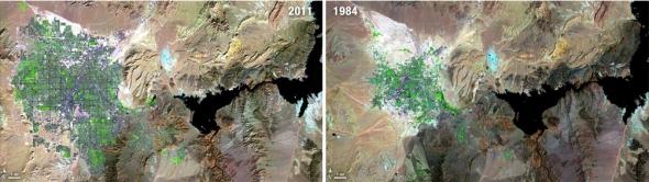 לאס וגאס 1984-2011