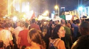 המחאה החברתית תל אביב