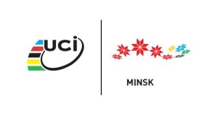 לוגו אליפות העולם באופניים, מינסק 2013