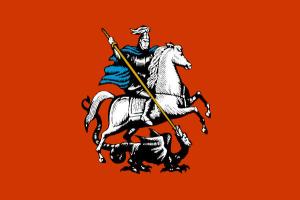 דגל העיר מוסקבה