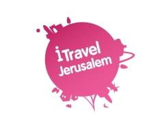מיתוג התיירות לירושלים- לוגו אתר האינטרנט