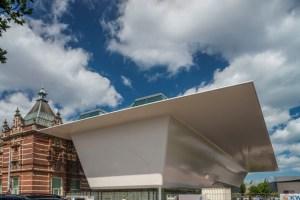 אגף חדש במוזיאון באמסטרדם
