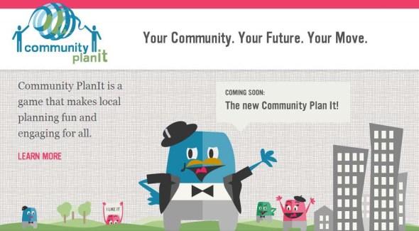 Community PlanIT בוסטון