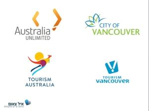 אוסטרליה וונקובר- הפרדה בין מותג העיר או מדינה למותג התיירות