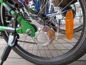 גנרטור על אופניים