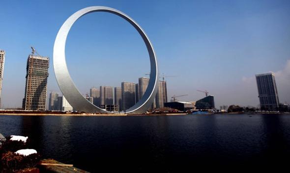 טבעת החיים- סין