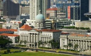 סינגפור - הגלריה הלאומית לאמנויות