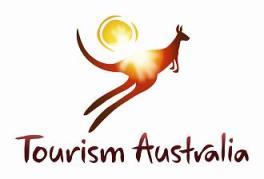 תיירות אוסטרליה- הלוגו הישן