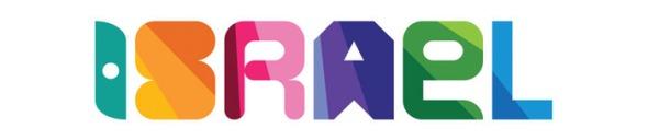 הלוגו החדש של ישראל