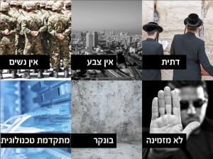 מיתוג ישראל - אתגרים