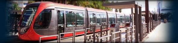 הרכבת הקלה בקזבלנקה