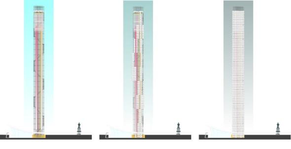 מגדל מזג האוויר בבוסאן