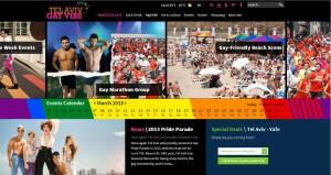 אתר התיירות הגאה של תל אביב - מ ס י ב ה