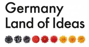 לוגו גרמניה ארץ של רעיונות