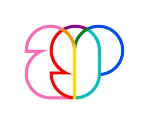 לוגו שבוע הגאווה אמסטרדם