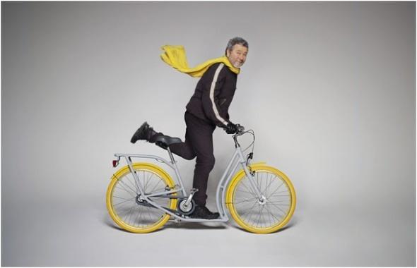 פיליפ סטארק והאופניים של בורדו