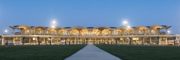 שדה התעופה בעמאן, ירדן