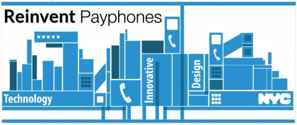 תחרות המצאה מחדש של הטלפונים הציבוריים