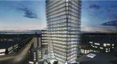 בניין עירית נתניה החדש. קלוש צ'צ'יק אדריכלים וקימל אשכולות