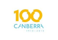 לוגו 100 לקנברה