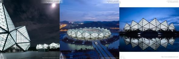 מרכז הספורט לאוניברסיאדה, שנזן, סין