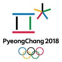 לוגו משחקי החורף 2018 בפיונצ'נג