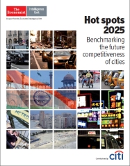 דוח תחרותיות הערים