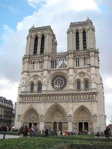 כנסיית נוטרדאם, פריז