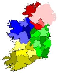 רשויות מקומיות באירלנד