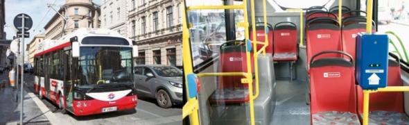 האוטובוס החשמלי של וינה 1