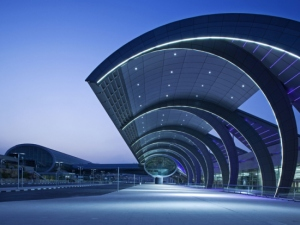 שדה התעופה בדובאי - העמוס בעולם ב-2015