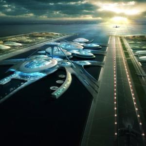 הצעה - שדה תעופה צף בלונדון