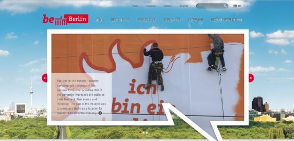 אתר הקמפיין