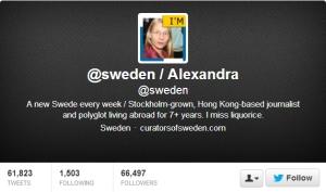 הטוויטר של שבדיה