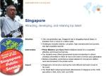 איך לעשות עיר מעולה סינגפור