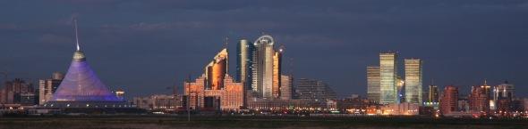 אסטנה, קזחסטן