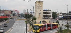 בוגוטה. פרס התחבורה העירונית
