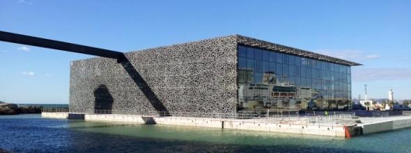 מוזיאון תרבויות הים התיכון, מרסיי